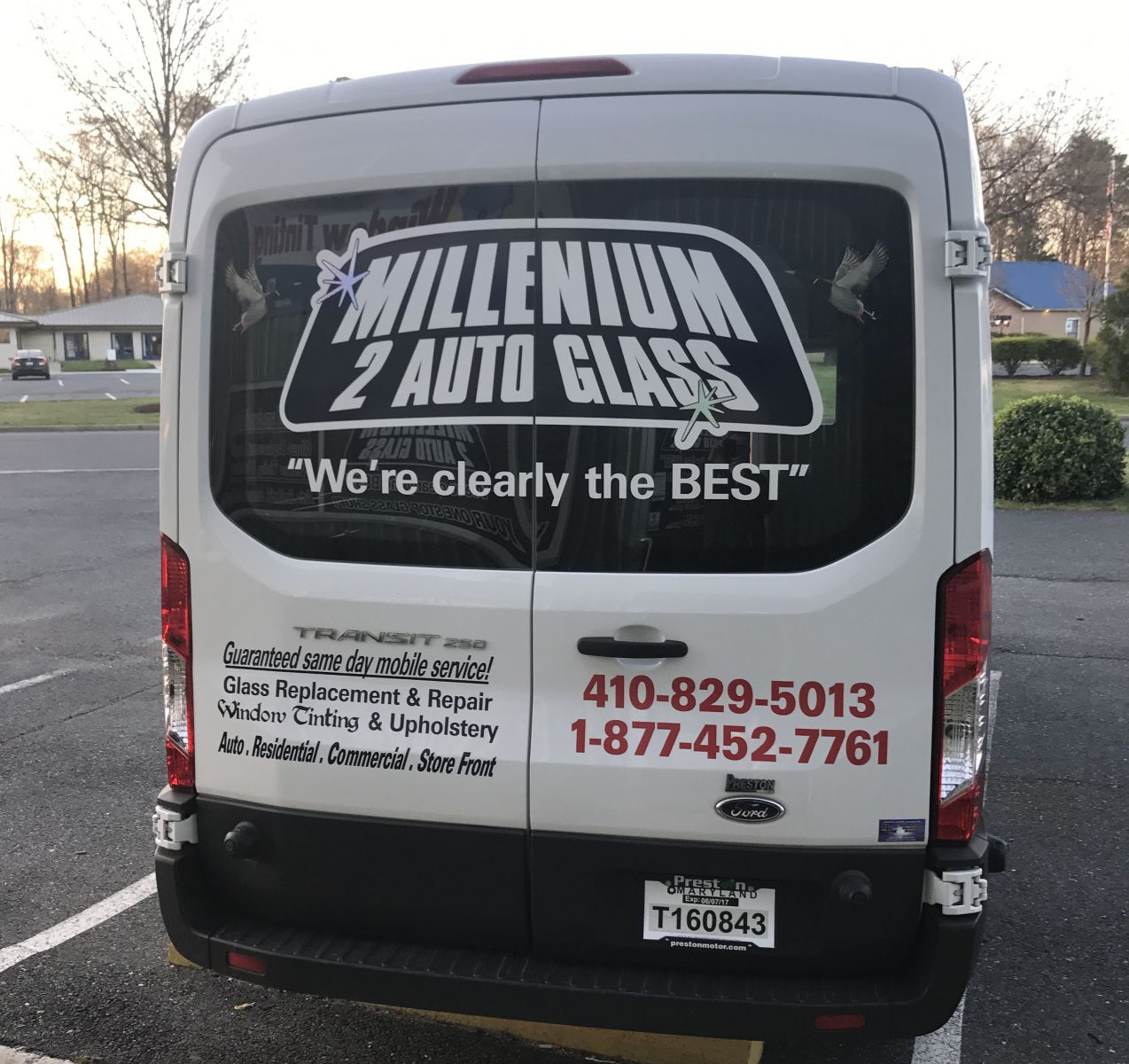 Auto Glass Quote New Millenium 2 Auto Glass Quote Request